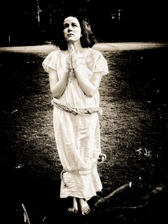 Tamara (ehem.) als Johanna von Orleans